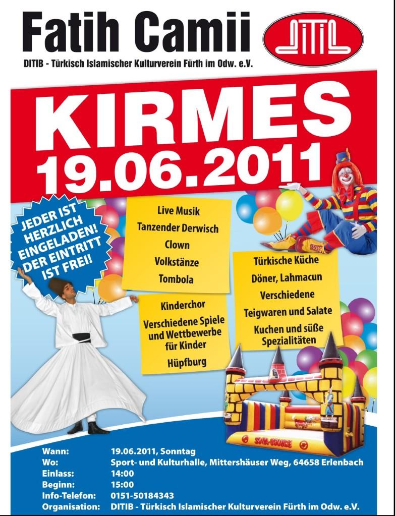 19-06-2011 Kirmes _ Fatih Camii