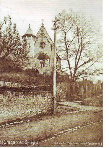 heppenheimer synagoge