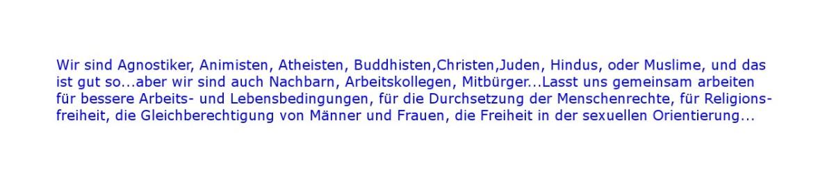 Islamische Gemeinden in Deutschland: Die Gemeinde Rhein - Main