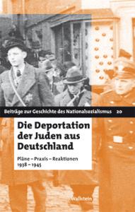 die deporttion der juden aus deutschland. pläne....
